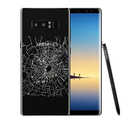 Samsung Note 8 Back Glass Replacement
