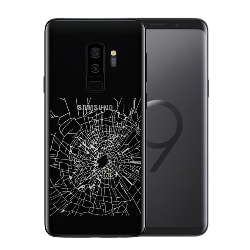 Samsung S9 Plus Back Glass Replacement