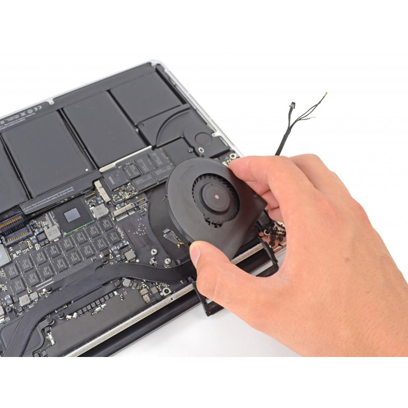 MacBook Air Fan Replacement