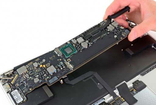 MacBook Air Motherboard Repair